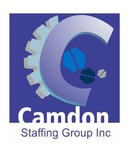 Camdon Staffing Group Inc Logo - Entry #76