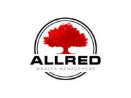 ALLRED WEALTH MANAGEMENT Logo - Entry #741