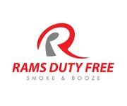 Rams Duty Free + Smoke & Booze Logo - Entry #230