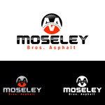 Moseley Bros. Asphalt Logo - Entry #58