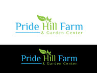 Pride Hill Farm & Garden Center Logo - Entry #37