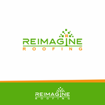 Reimagine Roofing Logo - Entry #200