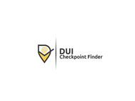 DUI Checkpoint Finder Logo - Entry #38