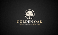Golden Oak Wealth Management Logo - Entry #218