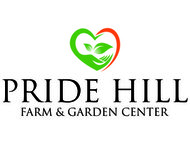 Pride Hill Farm & Garden Center Logo - Entry #112