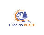 Tuzzins Beach Logo - Entry #279