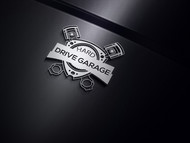 Hard drive garage Logo - Entry #20