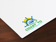 coast to coast canvas Logo - Entry #27