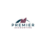 Premier Accounting Logo - Entry #323