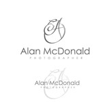 Alan McDonald - Photographer Logo - Entry #5