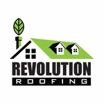 Revolution Roofing Logo - Entry #528