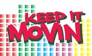 Keep It Movin Logo - Entry #493