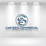 Carter's Commercial Property Services, Inc. Logo - Entry #151