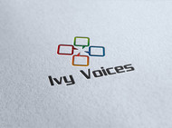Logo for Ivy Voices - Entry #20