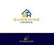 Sunshine Homes Logo - Entry #223