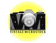 Vintage Microstock Logo - Entry #65