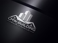 CMW Building Maintenance Logo - Entry #85