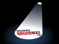 ExclusivelyBroadway.com   Logo - Entry #118