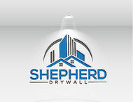 Shepherd Drywall Logo - Entry #229
