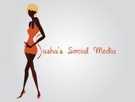 Sasha's Social Media Logo - Entry #125