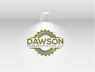 Dawson Transportation LLC. Logo - Entry #272