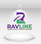 RAVLINE Logo - Entry #117