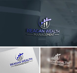 Reagan Wealth Management Logo - Entry #622