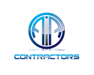 AIA CONTRACTORS Logo - Entry #67