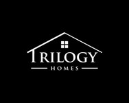 TRILOGY HOMES Logo - Entry #255