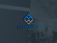 ALLRED WEALTH MANAGEMENT Logo - Entry #468