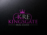 Kingsgate Real Estate Logo - Entry #2