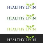 Healthy Livin Logo - Entry #659