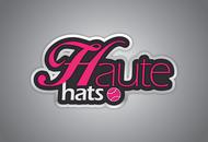 Haute Hats- Brand/Logo - Entry #9