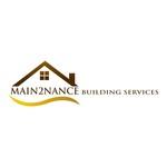 MAIN2NANCE BUILDING SERVICES Logo - Entry #183