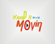 Keep It Movin Logo - Entry #213