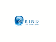 Kind LED Grow Lights Logo - Entry #36