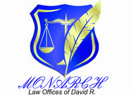 Law Offices of David R. Monarch Logo - Entry #249