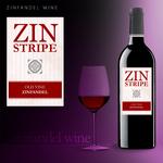 Zin Stripe Logo - Entry #14