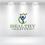 Healthy Livin Logo - Entry #607