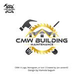 CMW Building Maintenance Logo - Entry #290