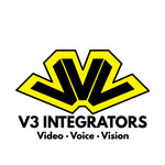 V3 Integrators Logo - Entry #309
