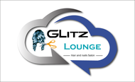 Glitz Lounge Logo - Entry #130
