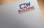 CMW Building Maintenance Logo - Entry #415