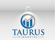 "Taurus Financial (or just ""Taurus"") Logo - Entry #308"