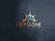 Reimagine Roofing Logo - Entry #113