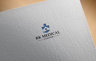 RK medical center Logo - Entry #126