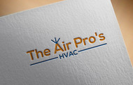 The Air Pro's  Logo - Entry #125