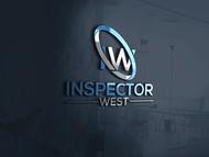 Inspector West Logo - Entry #12