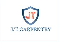 J.T. Carpentry Logo - Entry #20