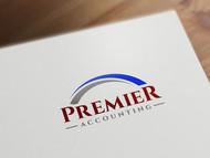 Premier Accounting Logo - Entry #312